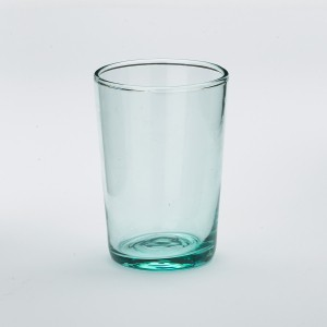 Longdrinkglas conisch ECO recycled glas 300cc