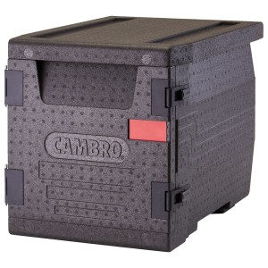 Iso box Cam GoBox frontlader 3x1/1GN-100mm EPP300-110